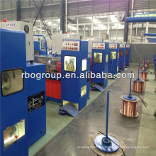 17DST(0.4-1.8)cable making equipment Gear high speed copper intermediate wire drawing machine with ennealing