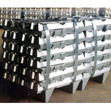 Pureté 98,7% -99,995% Lingge en alliage de zinc Zamak 3 # / 5 # / 7 #