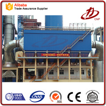 Industrial bag deduster pocket dust collector