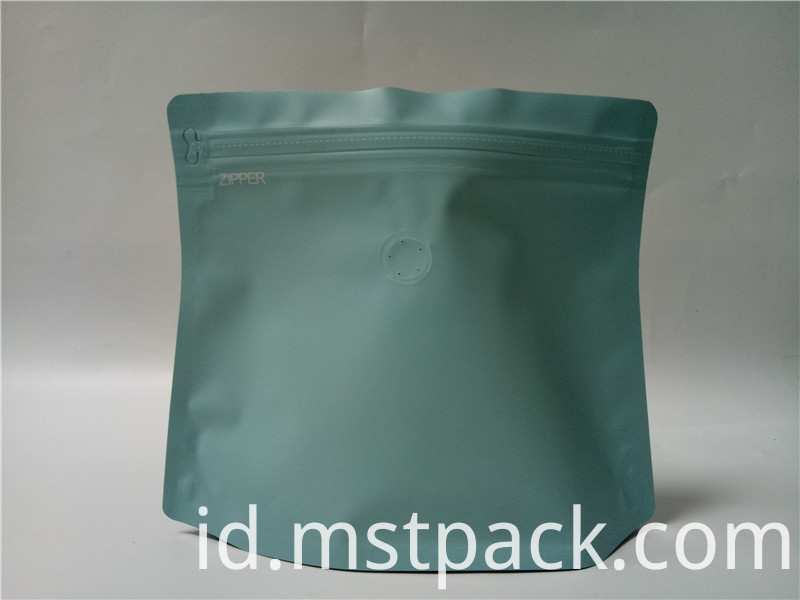 Pocket Zipper Food Grade Coffee Bag