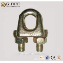 Clip de cuerda de alambre maleable de tipo A