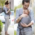 Portador de envoltório de bebê por atacado de fábrica para novo bebê