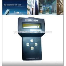 Hyundai outil de service d'ascenseur Hyundai outil de test d'ascenseur HHT-2000