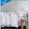 Juego de sábanas de edredón acolchado de algodón premium