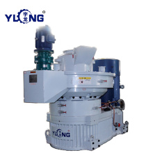 Wood Logs Sawdust Pellet Mill Machinery