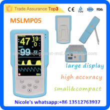 MSLMP05-i New tech & generation Handhold ETCO2&SPO2 Monitor/Mini patient monitor