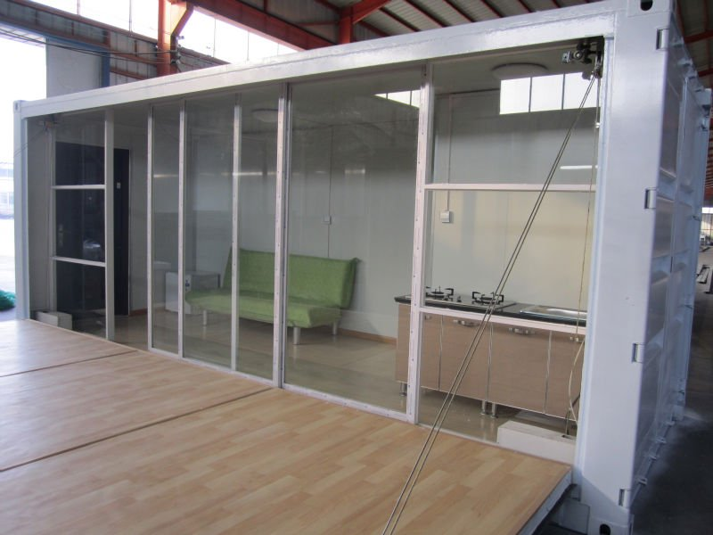 Mobile Container Store Showcase