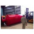 China máquina de fabricación de carbón del serrín del proveedor de oro con CE ISO