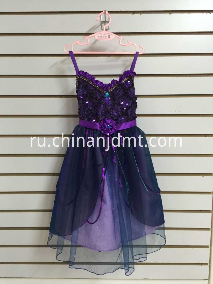 seleeveless party dress