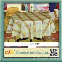 Transparent PVC Table Cloth for Restaurant