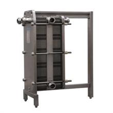 Пивоваренный завод 2-секционный пластинчатый теплообменник