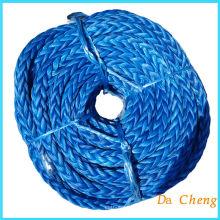 UHMWPE cordas trançadas 8 cordas