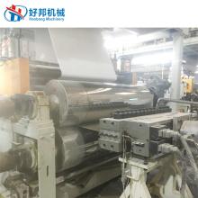 Machine de fabrication de planches de vinyle rigide SPC Floor
