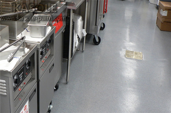 epoxy flooring for commercial kitchen