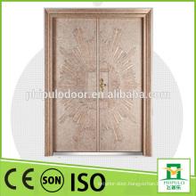 Classical design turkey style bulletproof door for jewelry shop