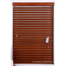 Window Blinds Decoration 50mm Basswood Venetian Window Blind Component