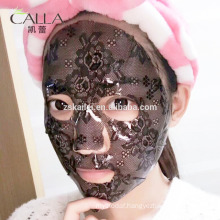 2017 hot sales black facial mask of intensive moisturizing