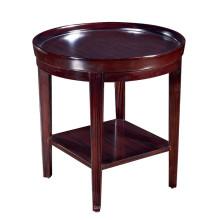 Роскошный деревянный отель Журнальный столик Гостиничная мебель