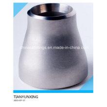 Sch40s 310S Pipe Reducer Acessórios em aço inoxidável