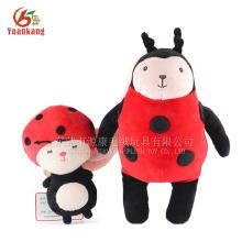 Soft stuffed plush toy ladybird& miraculous ladybug plush toys