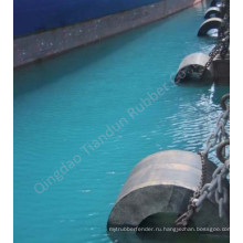Цилиндр резиновый Обвайзер / морской Обвайзер (ТД-C1600X800XL)