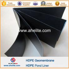 HDPE PVC EVA Ecb LLDPE LDPE Revestimiento de laguna Geomembrana Liners