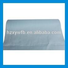 Traverser / non-tissé non-tissé de Spunlace de tissu croisé parallèle