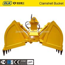 clamshell cubo excavadora hitachi piezas china golden supplier