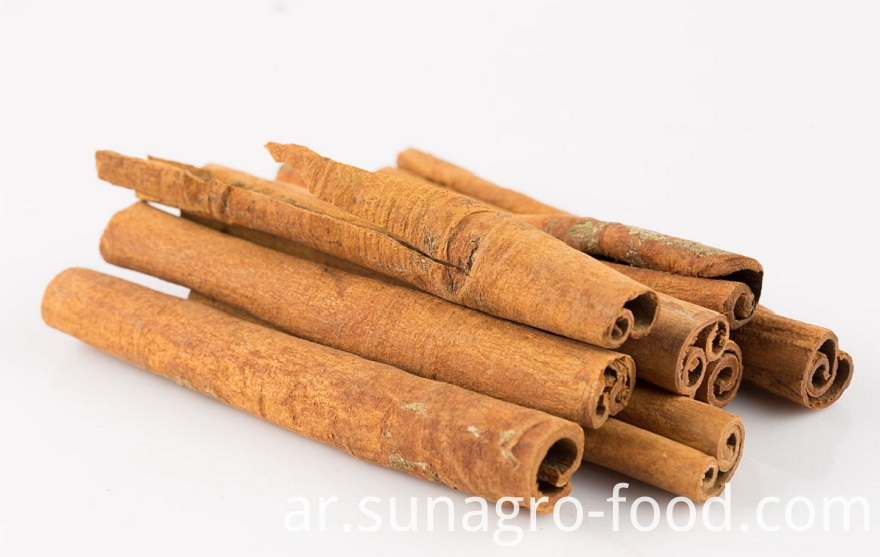 Cinnamon Is Natural And Pollution-Free