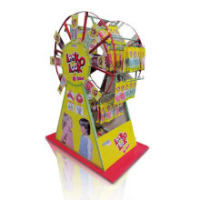 Werbung Karton Display Stand, Pop Karton Display Rack