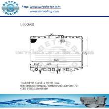 KÜHLER 3091229/3091233/3094298/3094300/3094794 Für TOYOTA 85-88 COROLLA / NOVA Hersteller und direkter Verkauf!