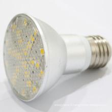 Lampe Spot E27 SMD LED PAR20 haute puissance avec Saso et Ce