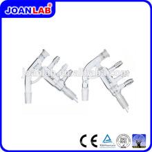 JOAN Laboratory Glassware Short Path Distilling Heads Fornecedor