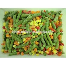 Prix des légumes mélangés congelés