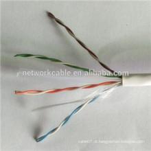 Cat6 utp lan fios 0,56 mm CCA para banda larga
