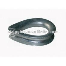 BS464 Thimble cable thimble