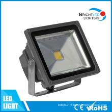 CE, luz de inundação exterior do diodo emissor de luz do encaixe 50W de RoHS