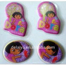 DORA puffy sticker