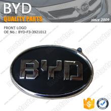 BYD F3 Partes logo delantero partes BYD-F3-3921012