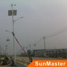Farolas combinadas de energía eólica y solar (SFG01-30W)
