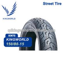 pneu sem câmara de ar da motocicleta de 150/80-15