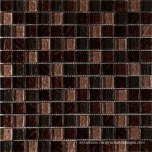 Mixed Color Swimming Pool Glass Mosaic Tile