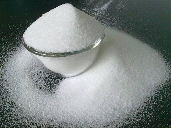 Anhydrous citric acid colorless powder