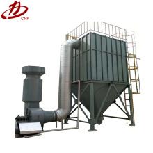 Operação industrial do baghouse do sistema do filtro de saco do controle da poluição do ar
