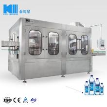 Bottle Water Washing, Filling, Capping Machine