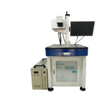 UV laser marking machine for plastic glass
