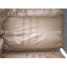 sac de papier pour le thé vert 9374 poudre