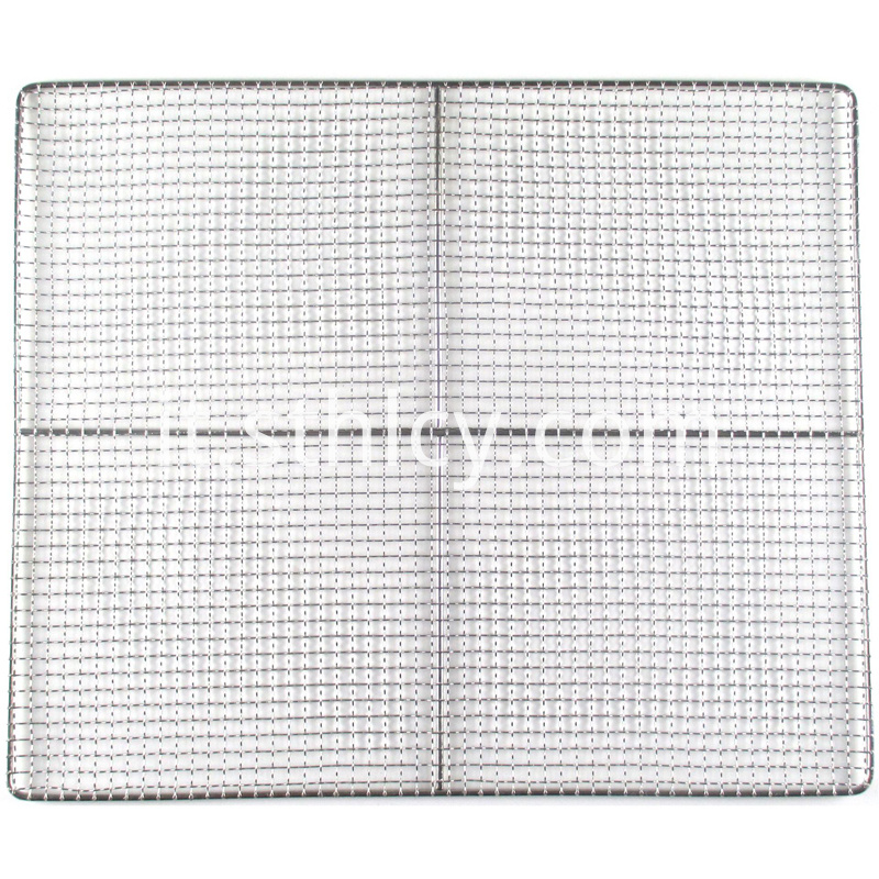 304 stainless steel arbecue net