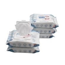 Товары по уходу за ребенком мягкие детские товары нетканые ткани детские влажные салфетки
