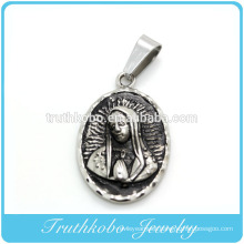 2014 Fashionabe Catholic Blessed Virgin Mary Meaning Pendant Religious New Casting Jewelry Findings